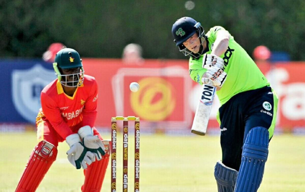 Cricket Image for VIDEO: केविन ओ'ब्रायन ने ठोका धमाकेदार अर्धशतक, आयरलैंड ने 7 विकेट से जीता दूसरा T
