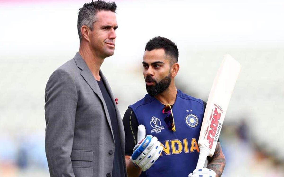 Cricket Image for Kevin Pietersen Says Virat Kohli Is Fantastic For Test Cricket
