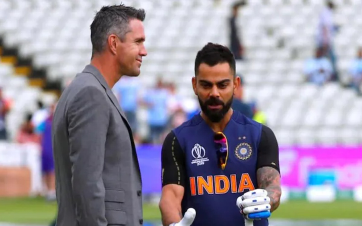 Cricket Image for Kevin Pietersen Wants Tom Banton To Learn From Indian Captain Virat Kohli