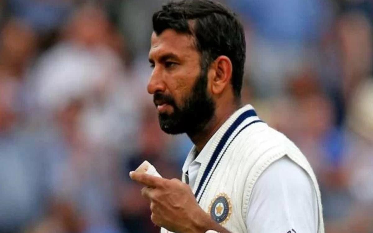 Cricket Image for Michael Vaughan Talks About Cheteshwar Pujara