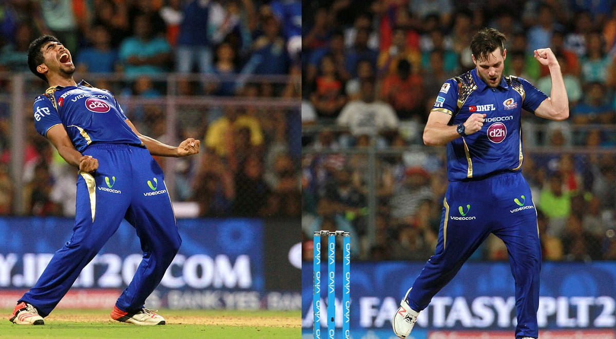 Mitchell McClenaghan takes a cheeky dig at Jasprit Bumrah in his latest Twitter post