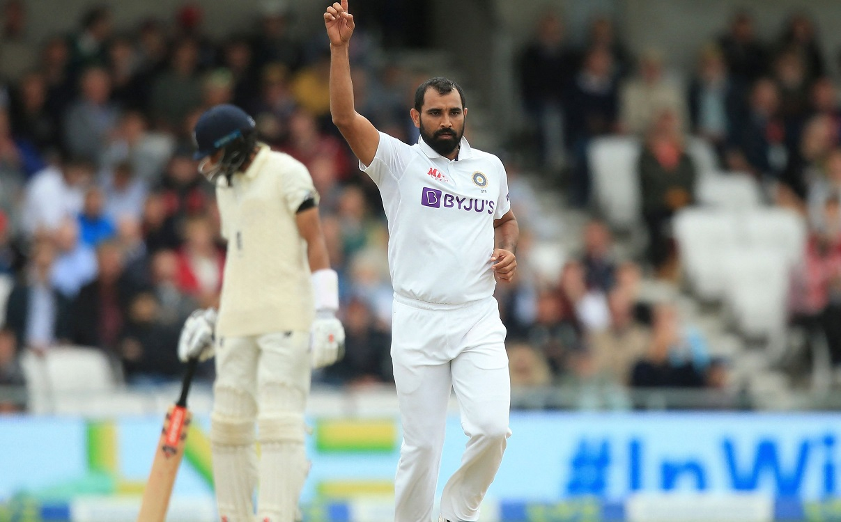 Pitch has become slow, batting-friendly says Mohammed Shami