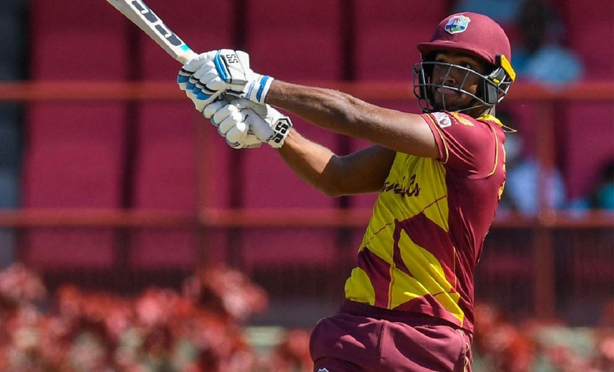 Cricket Image for 2nd T20I: निकोलस पूरन की तूफानी पारी गई बेकार, बाबर-हफीज के दम पर जीता पाकिस्तान