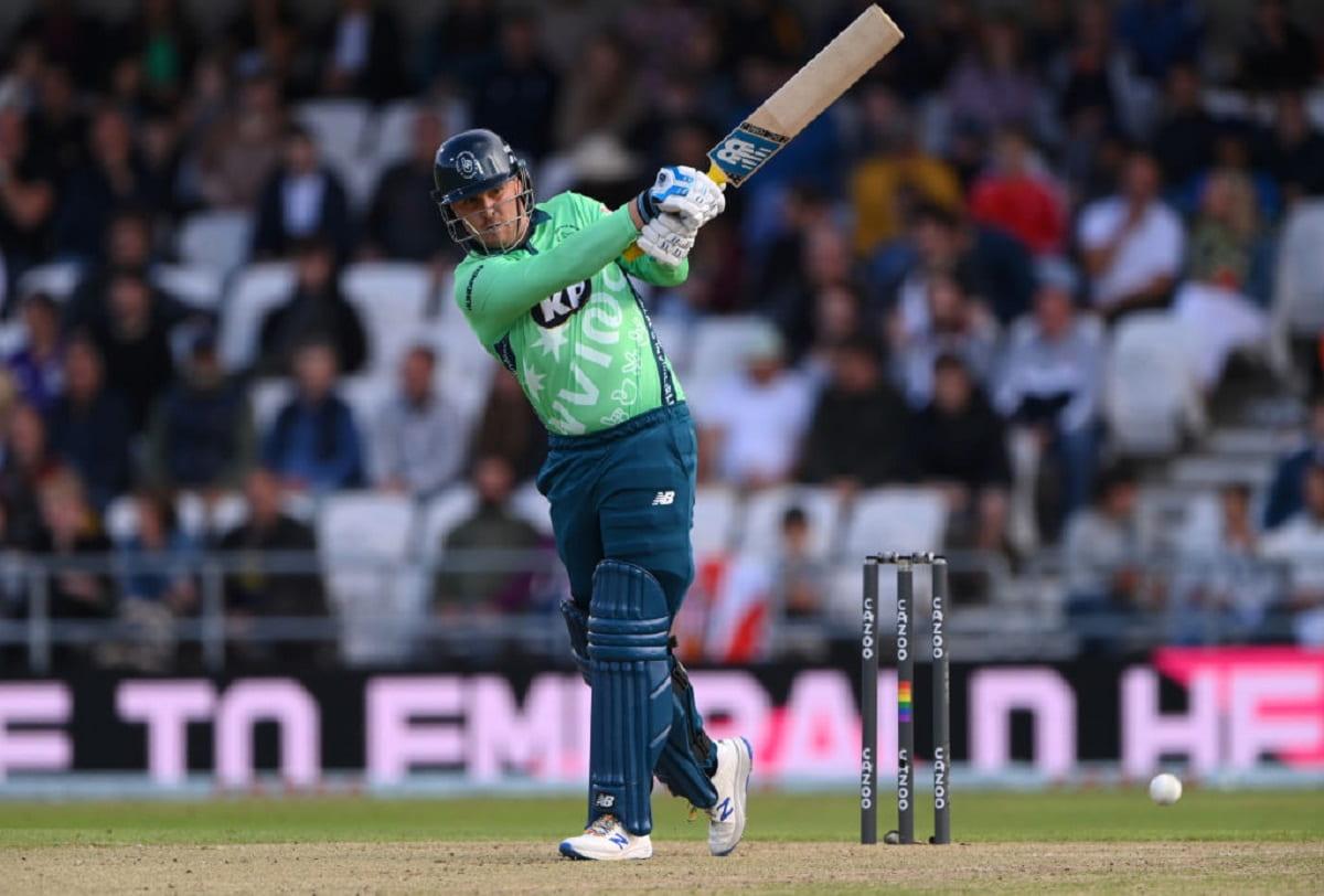 Oval Invincibles beat trent rockets by 9 runs