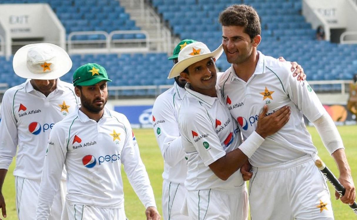 Cricket Image for पाकिस्तान की दूसरे टेस्ट में जीत से भारत को हुआ फायदा, शाहीन अफरीदी ने लिए 10 विके