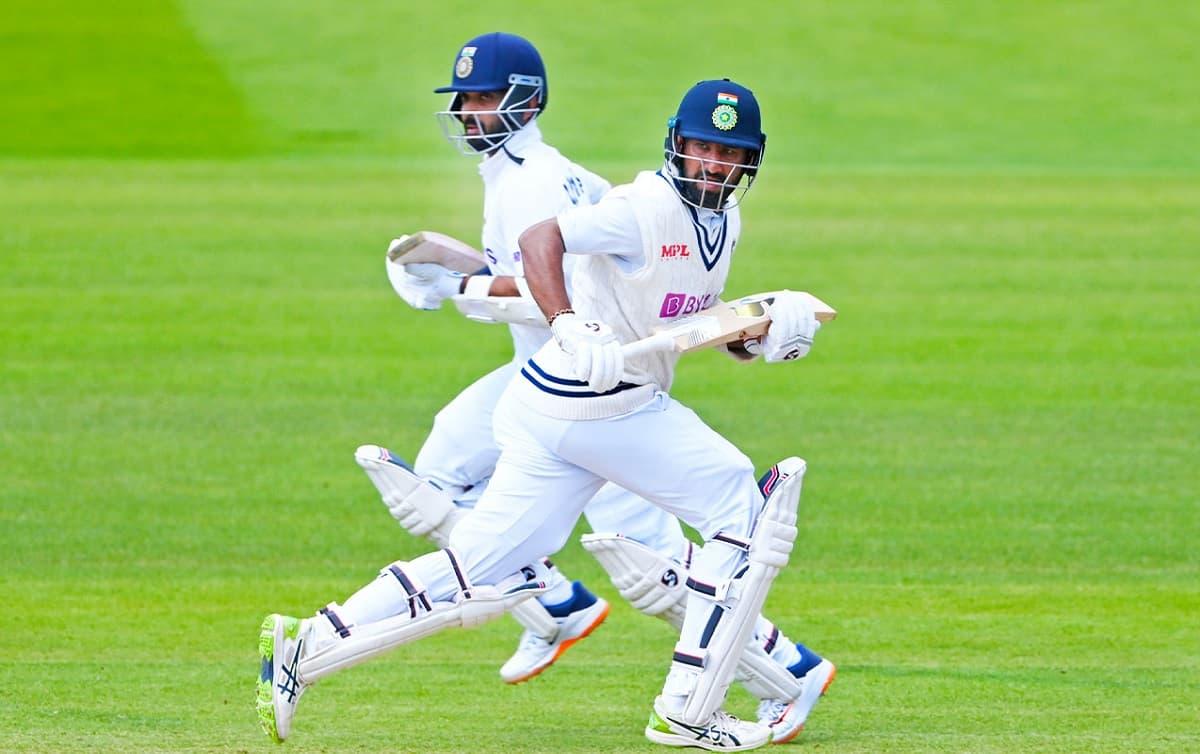 India reach 105/3 at tea on Day 4 against England