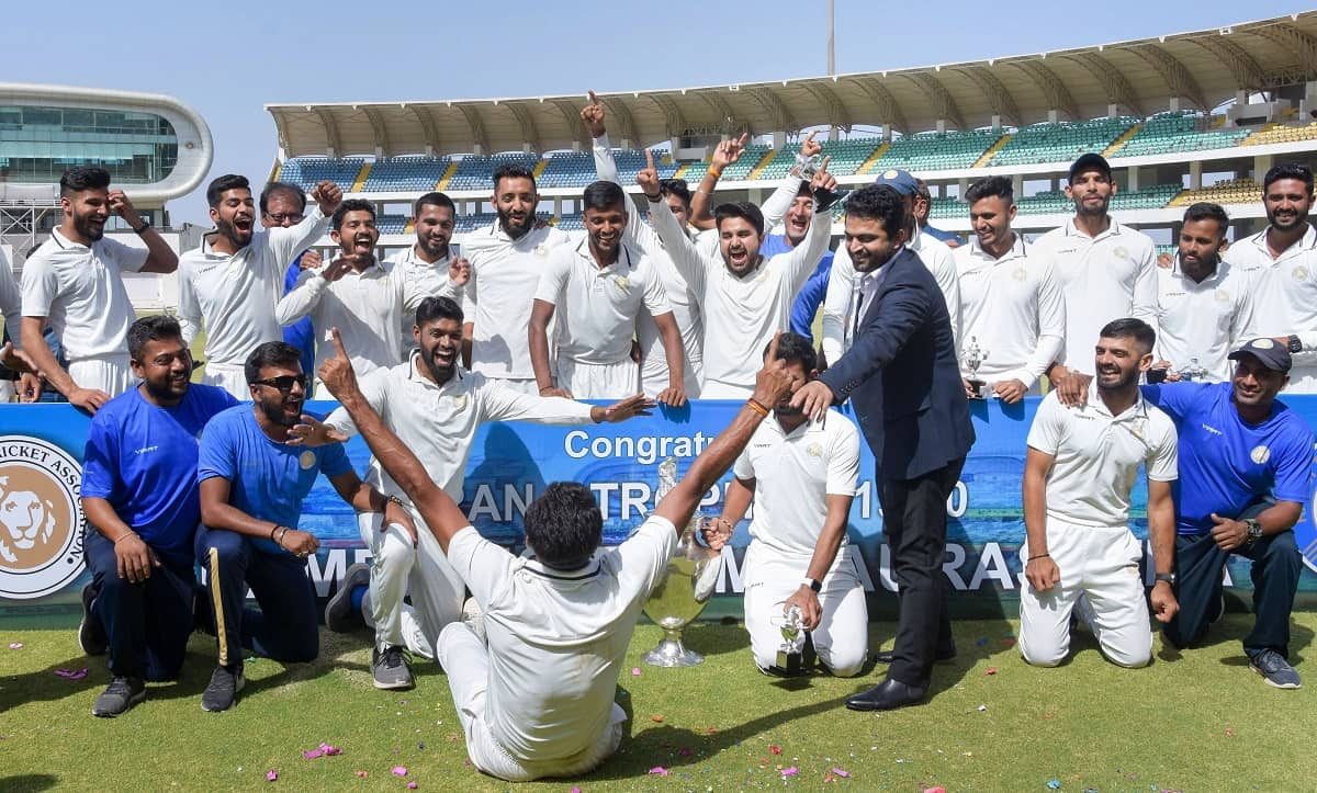 Ranji Trophy to get underway on January 13; Kolkata to host the final