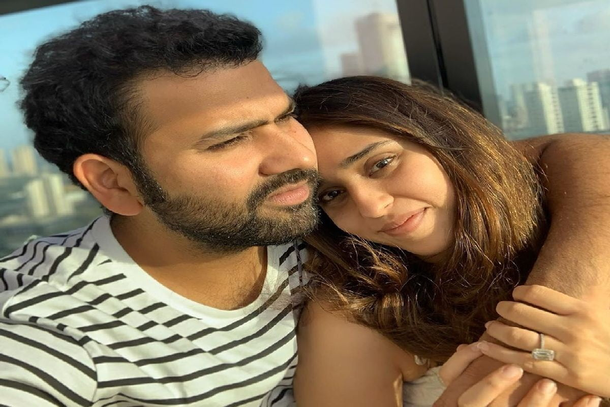 Rohit Sharma on why he had a secret dating life with Ritika