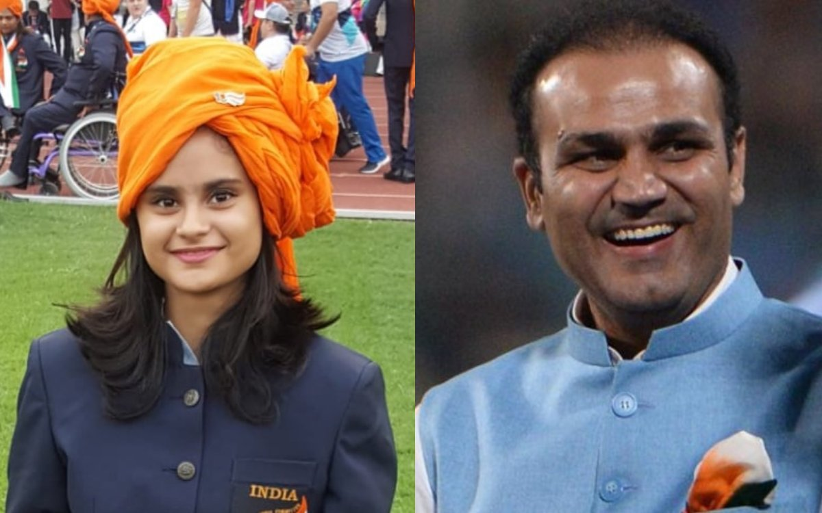 Sehwag, Laxman lead the way in congratulating shooter avani lekhara