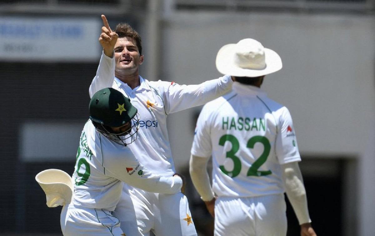 Cricket Image for 2nd Test: फवाद आलम के दम पर पाकिस्तान ने बनाए 302 रन, वेस्टइंडीज की खराब शुरूआत