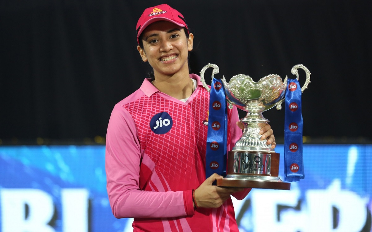 Cricket Image for स्मृति मंधाना ने कहा, महिलाओं के IPL से मजबूत होगी भारतीय टीम