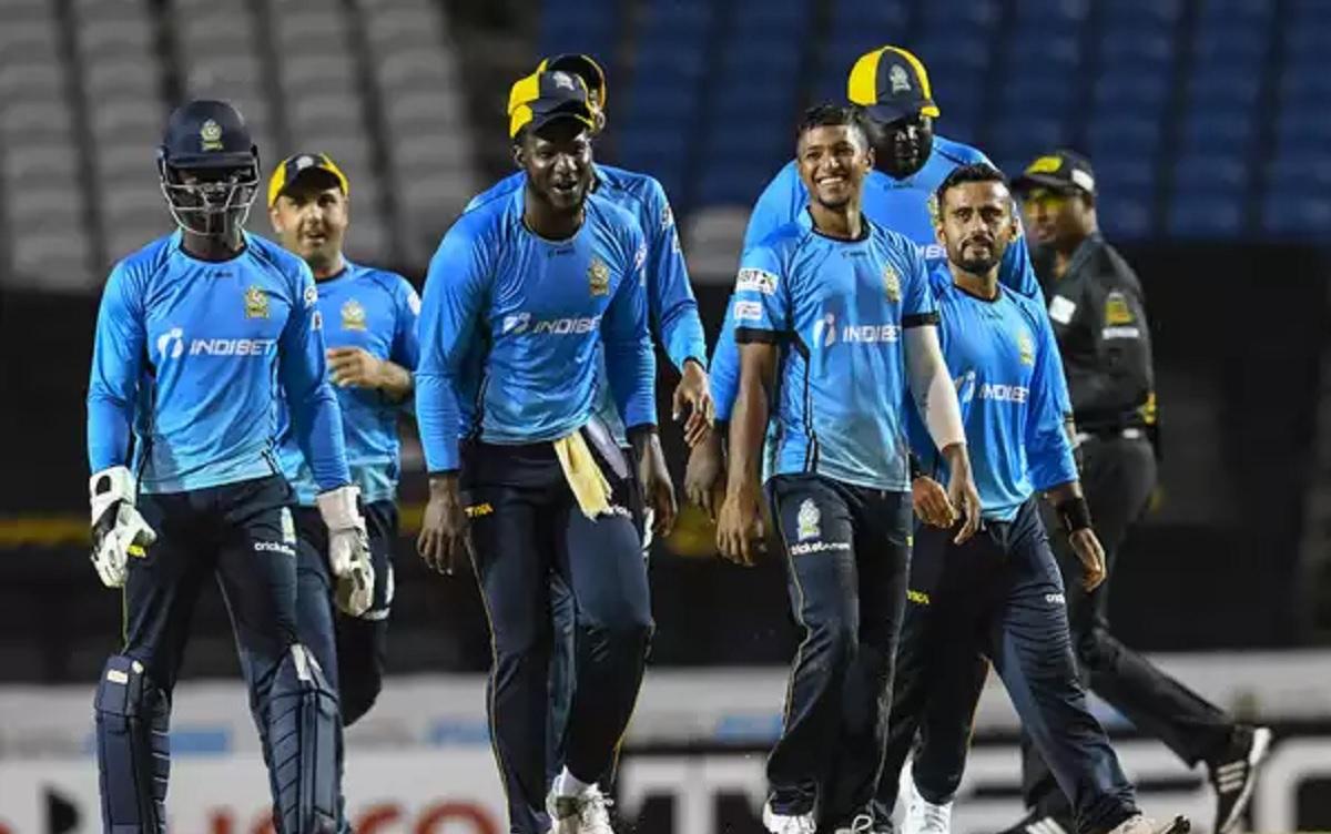 Cricket Image for सेंट लूसिया जॉक्स टीम ने CPL 2021 से ठीक पहले नाम बदलकर किया सेंट लूसिया किंग्स