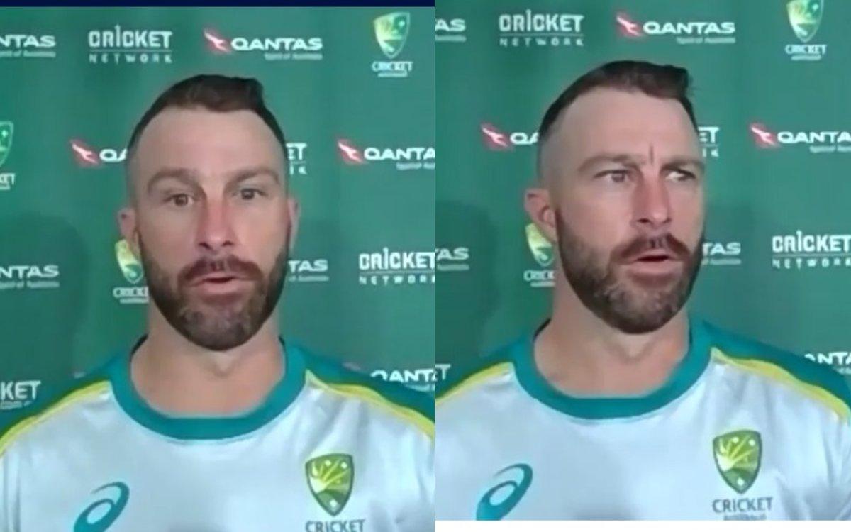Cricket Image for VIDEO :  'हार का बहाना या वाकई ये सच है', क्रिस्चियन के बाद कप्तान ने भी रोया कंडी