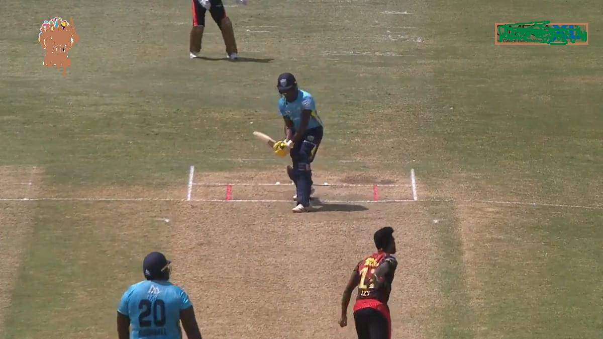 VIDEO - No Look Six by Andre Fletcher