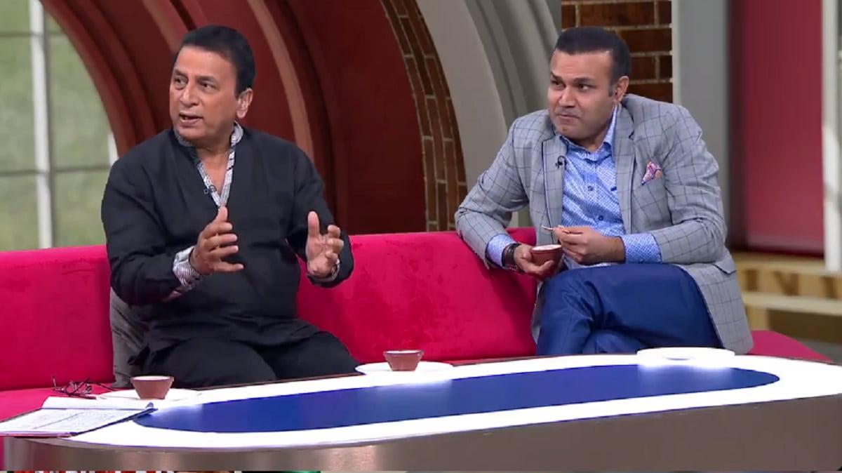 Video - Sunil gavaskar makes a complaint against Sourav Ganguly