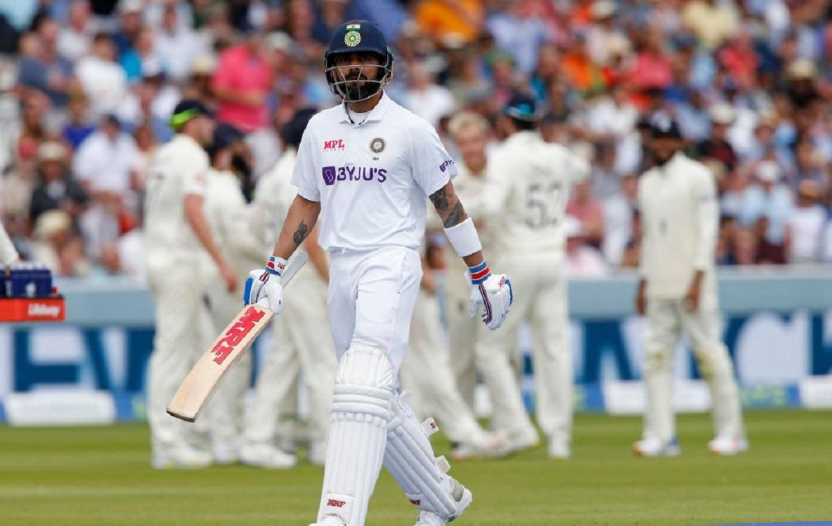 Cricket Image for Lord's Test,Day 4: मुश्किल में टीम इंडिया, लंच तक 56 रन पर गवांए 3 विकेट