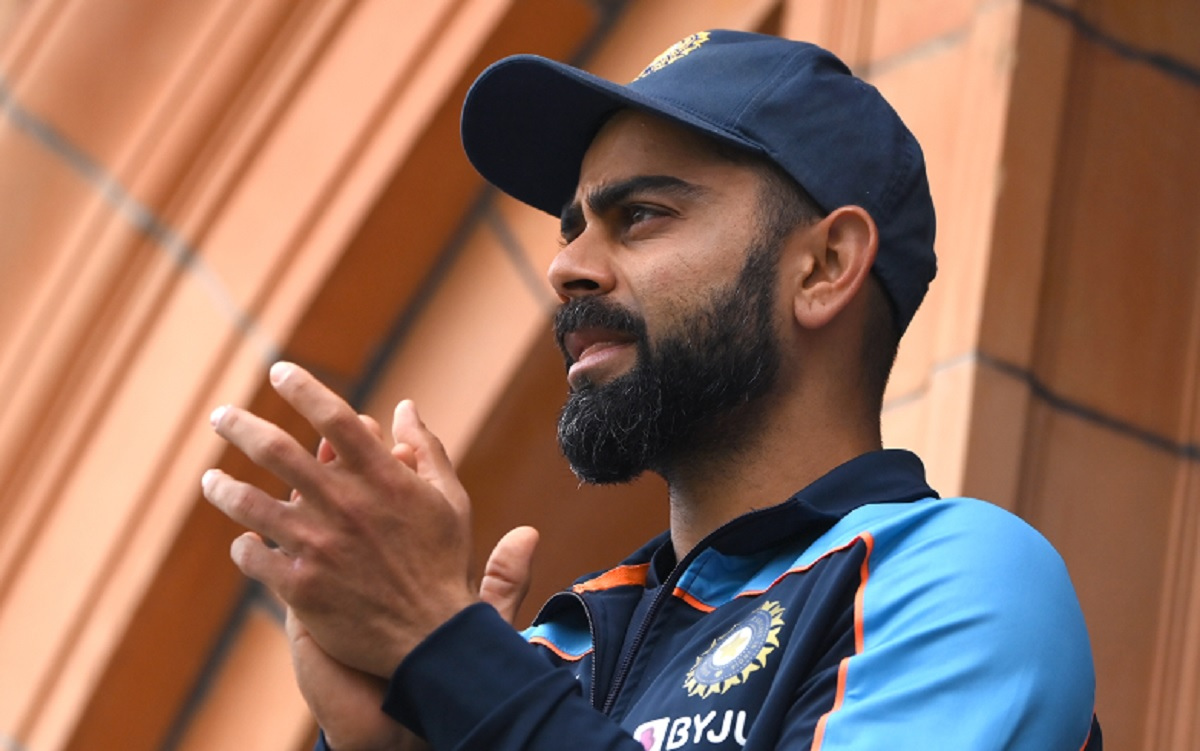 Virat Kohli became 1st Indian captain to declare the Test Inning at Lord's