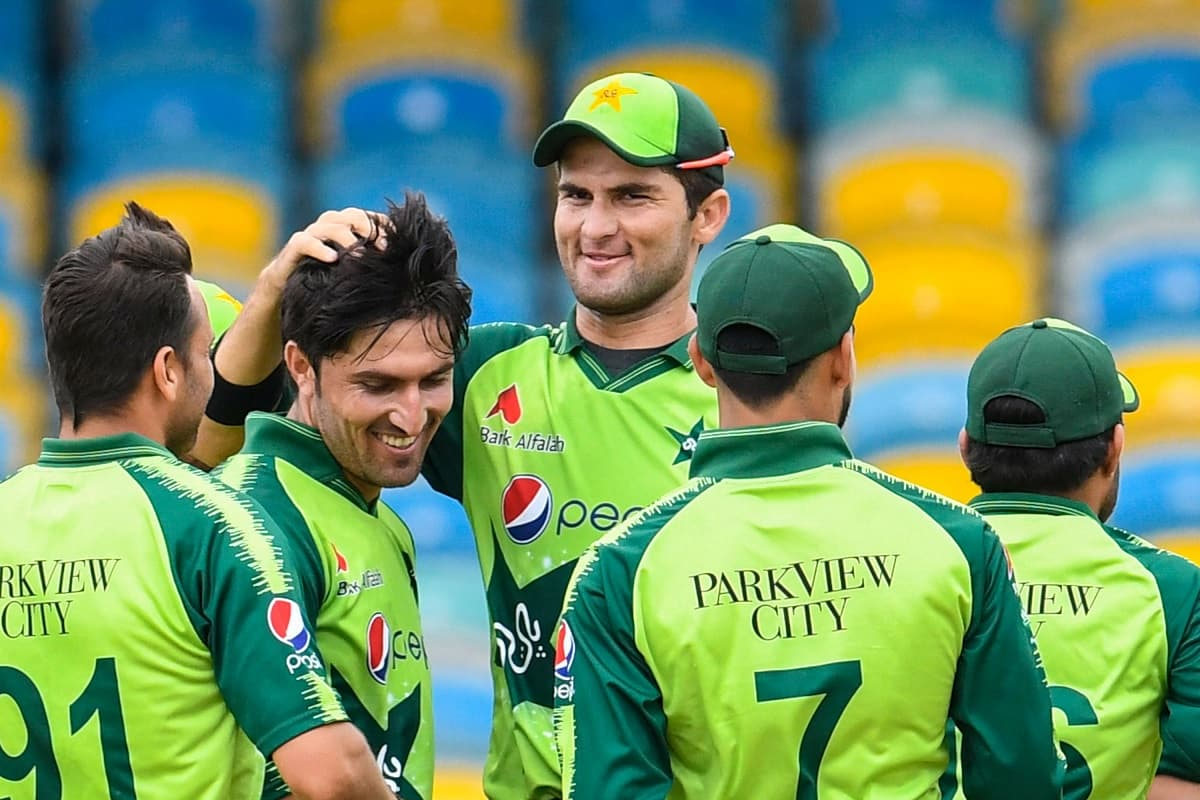 WI vs PAK - Pakistan beat west Indies by 7 runs in 2nd t20i