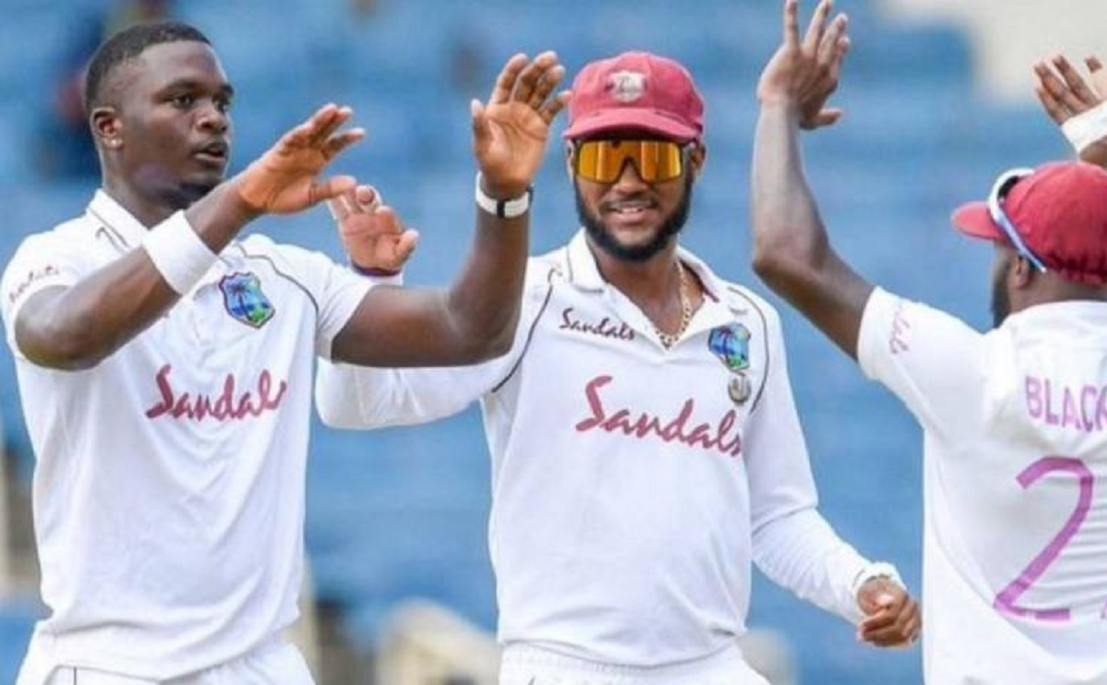 West Indies won the toss and bowl in the second Test vs Pakistan