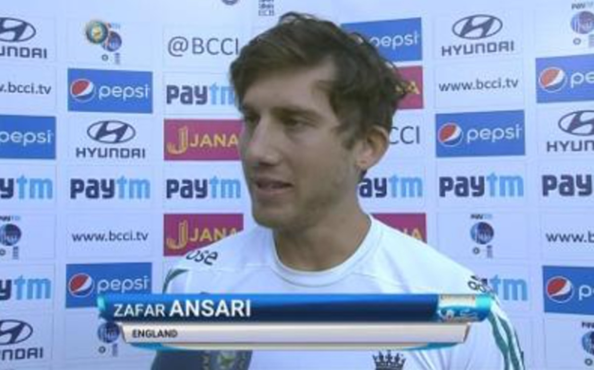 Cricket Image for Zafar Ansari All Time Xi Gayle Amla And Wasim Akram In His List
