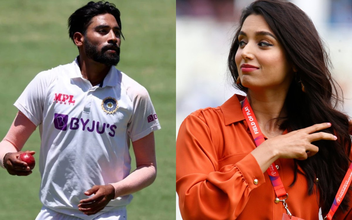 Cricket Image for Zainab Abbas Says Mohammed Siraj Is A World Class Bowler