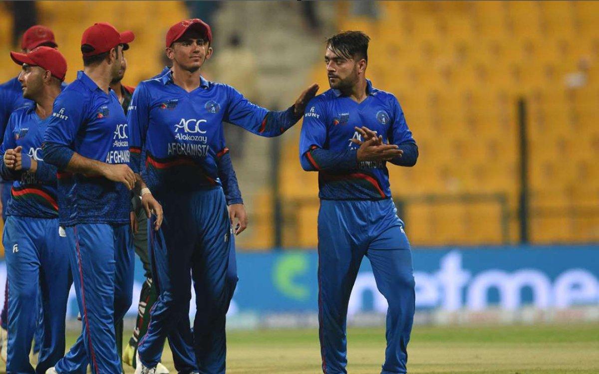 Cricket Image for 'खिलाड़ियों की आंखों और आवाज़ में डर साफ दिख रहा  है', अफगानी क्रिकेटर ने खुद बयां
