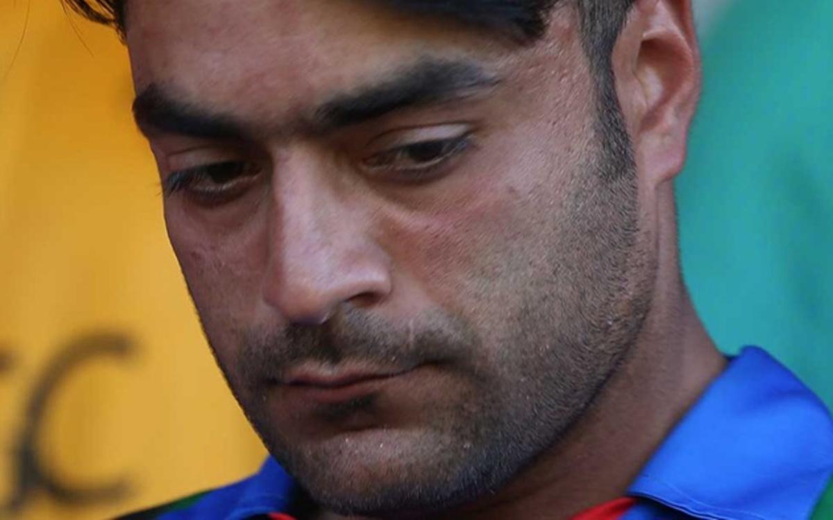 Cricket Image for 'हमें मरने के लिए अकेला मत छोड़ो', राशिद खान ने लगाई मदद की गुहार