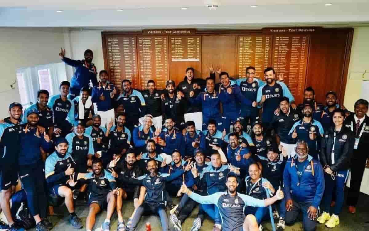 Cricket Image for ENG vs IND: ऐतिहासिक जीत के बाद भारतीय टीम को बधाई देने वालों की लगी कतार, सचिन-सह