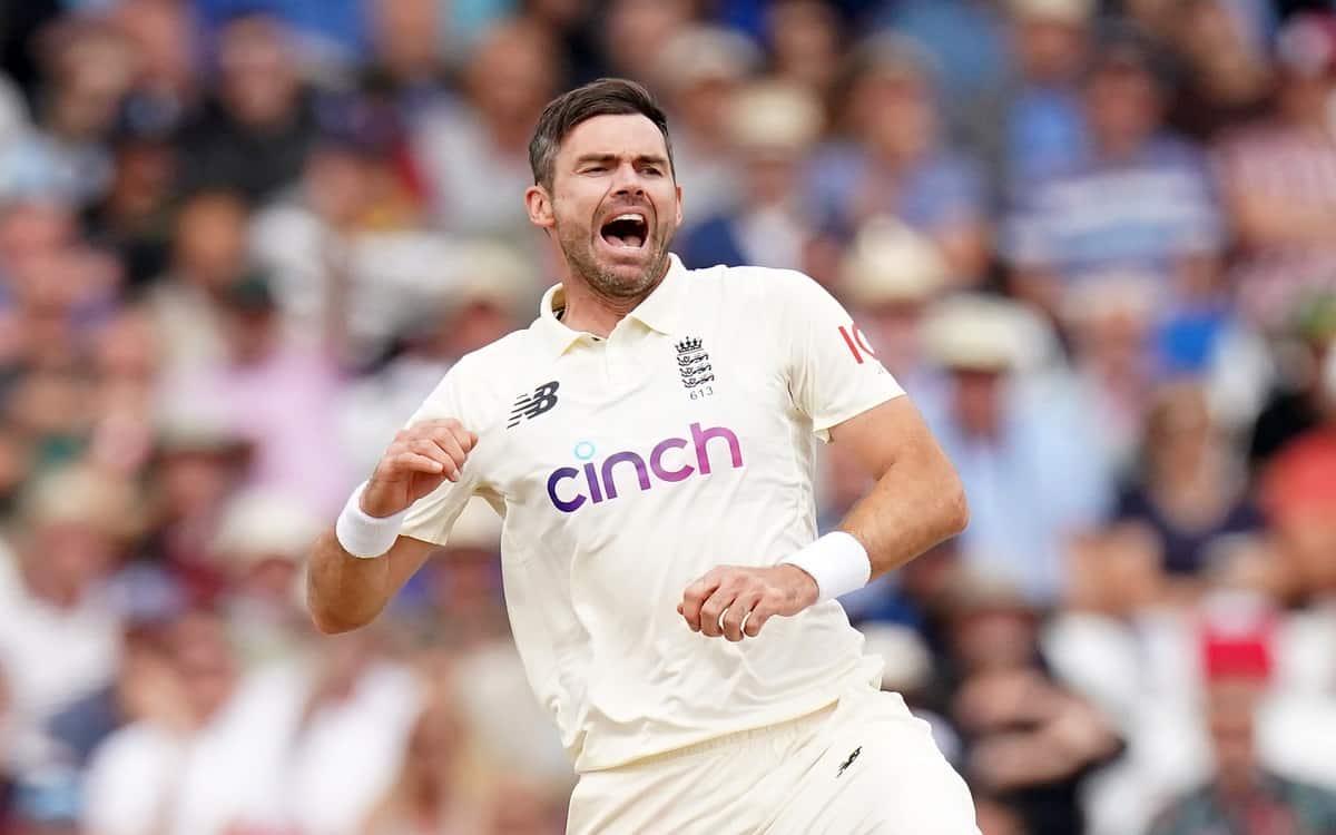 Cricket Image for ENG vs IND: James Anderson Shows Vintage Class, Devours Virat Kohli, Cheteshwar Pu