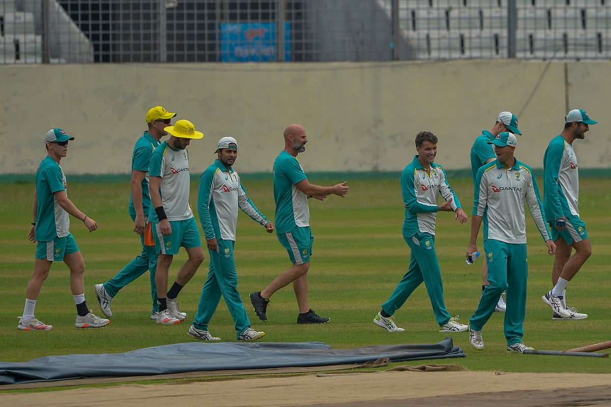 Cricket Image for 'Inexperienced' Australia Face Bangladesh T20 Challenge