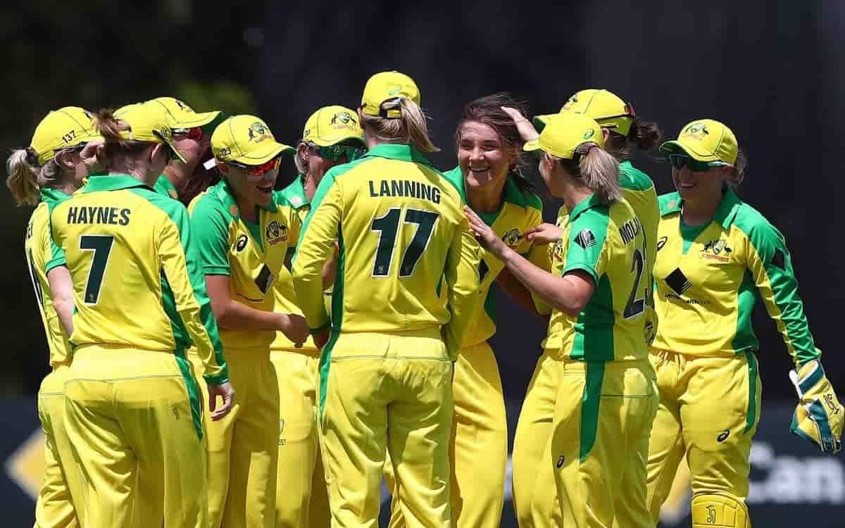 Cricket Image for भारत के खिलाफ सीरीज से पहले ऑस्ट्रेलिया महिला टीम परेशान, इस चीज को लेकर है कई चुन