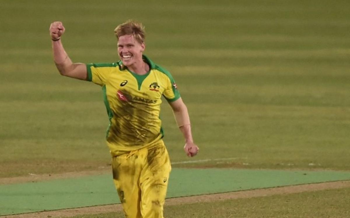 Cricket Image for VIDEO : कौन है ये नाथन एलिस ? जिसने टी-20 डेब्यू पर हैट्रिक लेकर मचा दिया कोहराम
