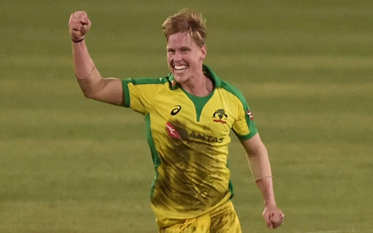 Cricket Image for IPL 2021 में नजर आएंगे ऑस्ट्रेलियाई तेज गेंदबाज नाथन एलिस, डेब्यू मैच में किया था