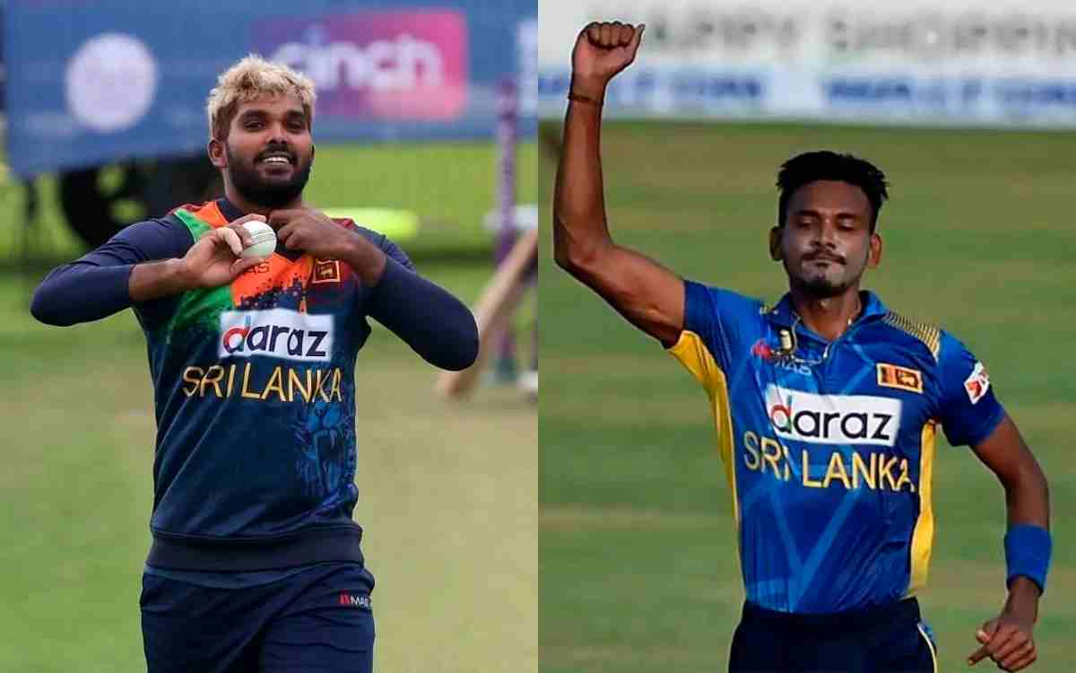 sri lankan players Hasaranga and Chamira ready to join RCB in UAE after getting NOC from board