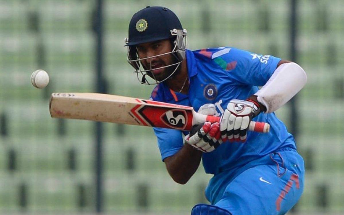Cricket Image for क्या पूरा हो पाएगा पुजारा ख्वाब ? टेस्ट के बाद अब नीली जर्सी में खेलने की है हसरत