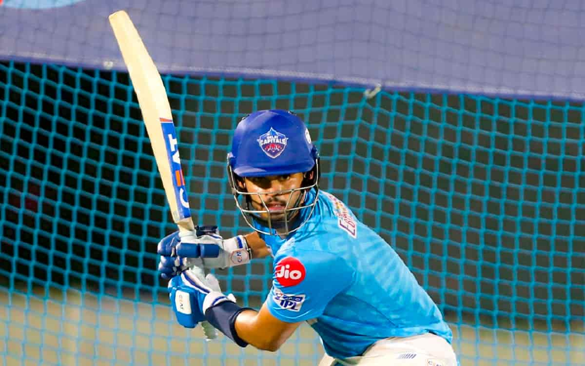 Cricket Image for IPL 2021: क्वारंटीन पूरा कर मैदान पर लौटी दिल्ली कैपिटल्स