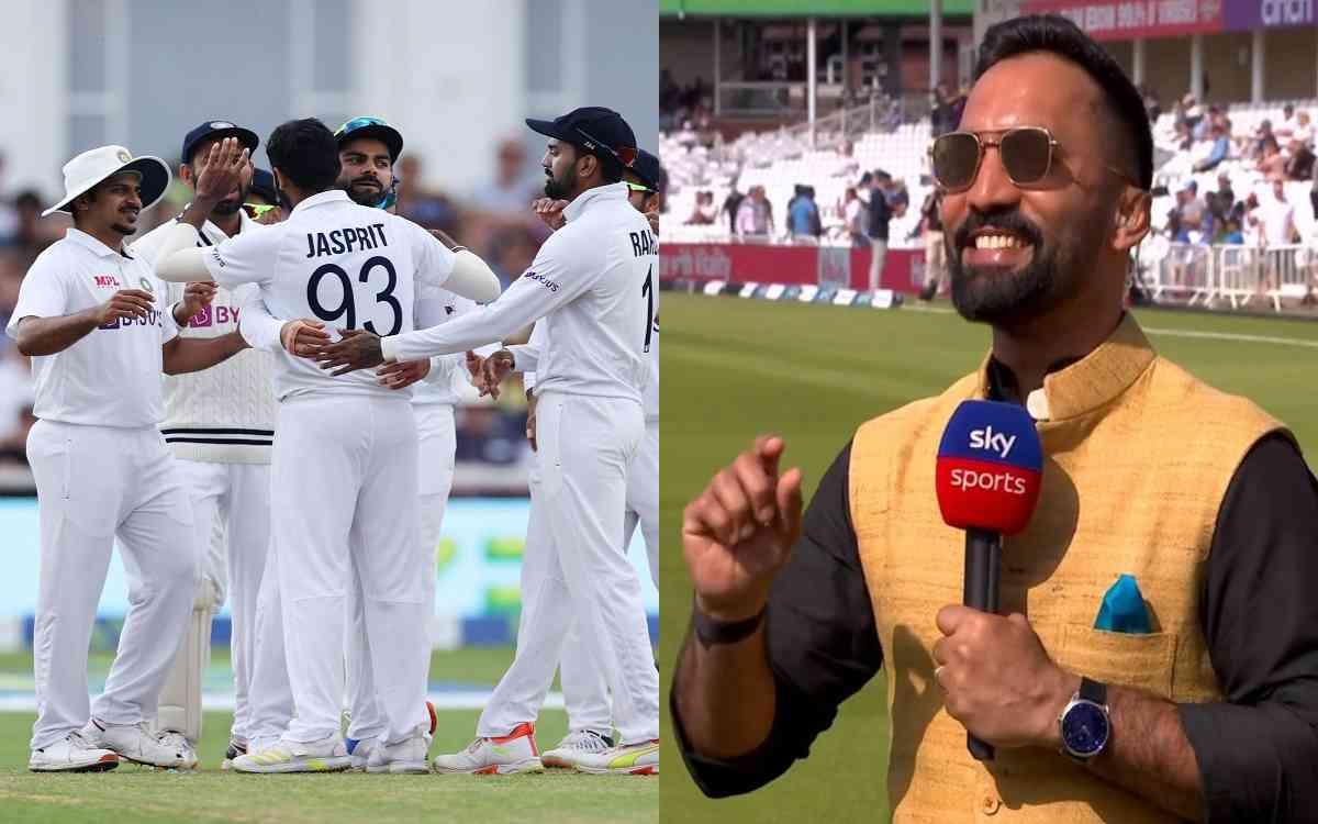 Cricket Image for ENG vs IND: 'इंग्लैंड के सामने भारत का रहा पलड़ा भारी', टीम के शानदार प्रदर्शन से