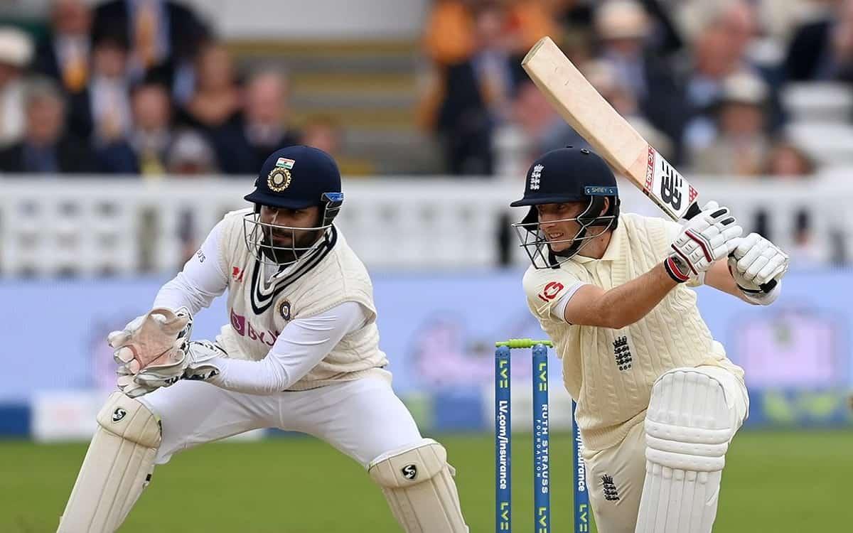 Cricket Image for ENG vs IND: भारतीय गेंदबाजों ने बढ़ाई इंग्लैंड टीम की चिंता, टी-ब्रेक तक चार विकेट