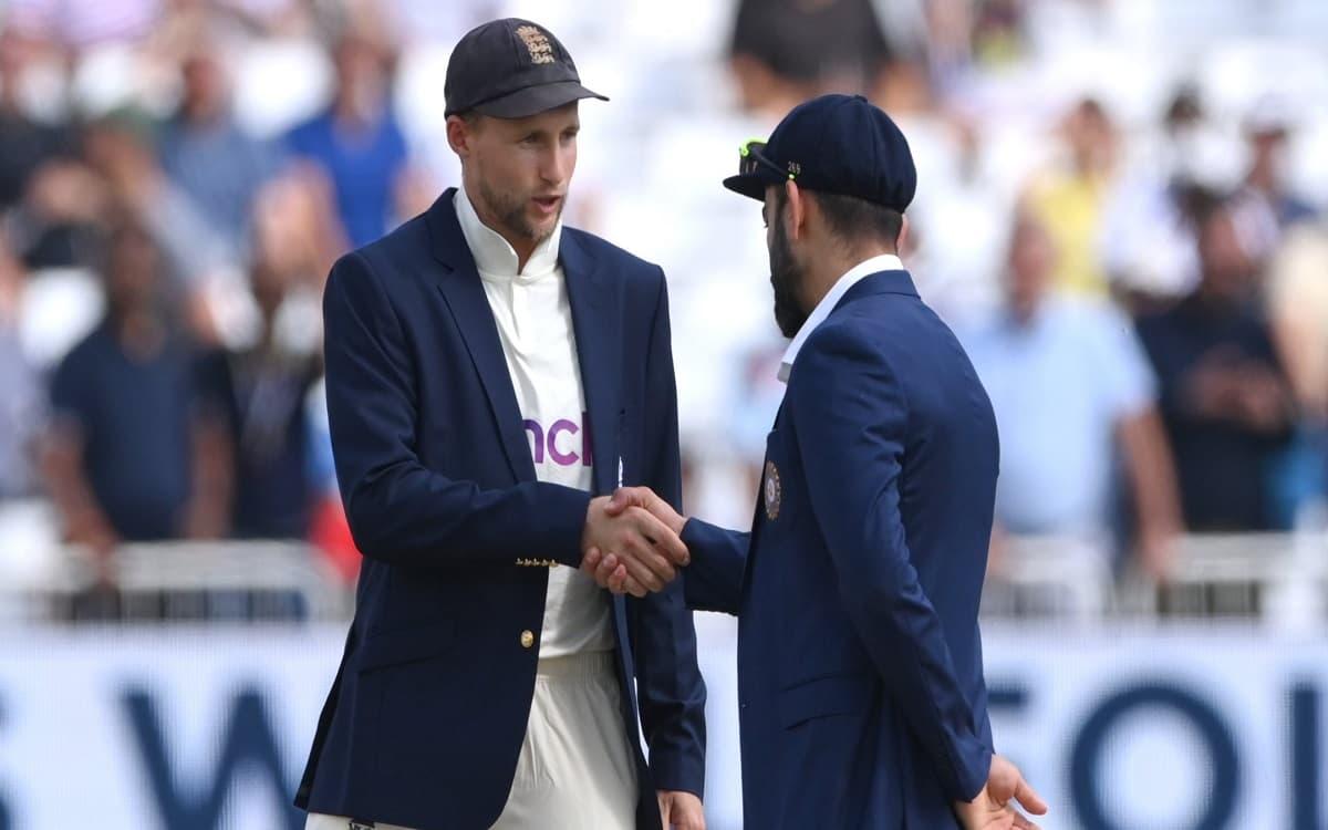 Cricket Image for ENG vs IND: भारत के खिलाफ टॉस जीतकर इंग्लैंड ने किया पहले गेंदबाजी का फैसला, देखें