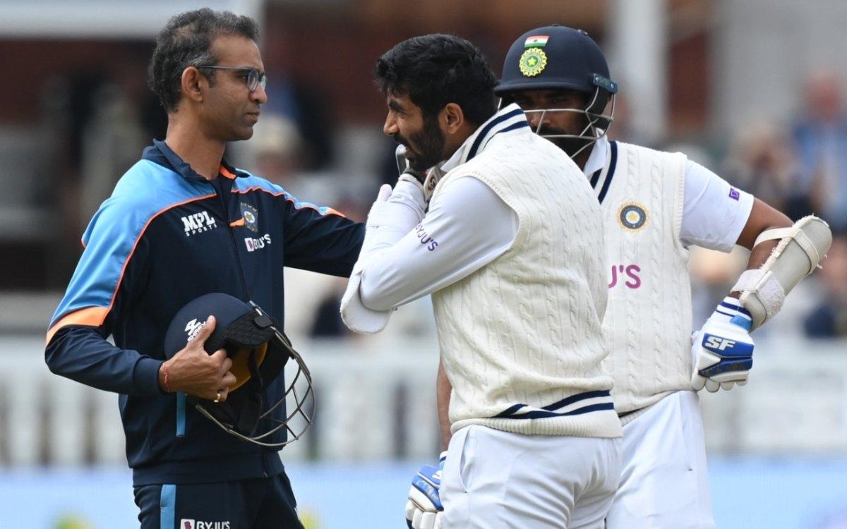 Cricket Image for 'ये था वो पल, जब इंग्लैंड ने अपने पैर पर मारी कुल्हाड़ी', बुमराह और शमी ने अंग्रेज