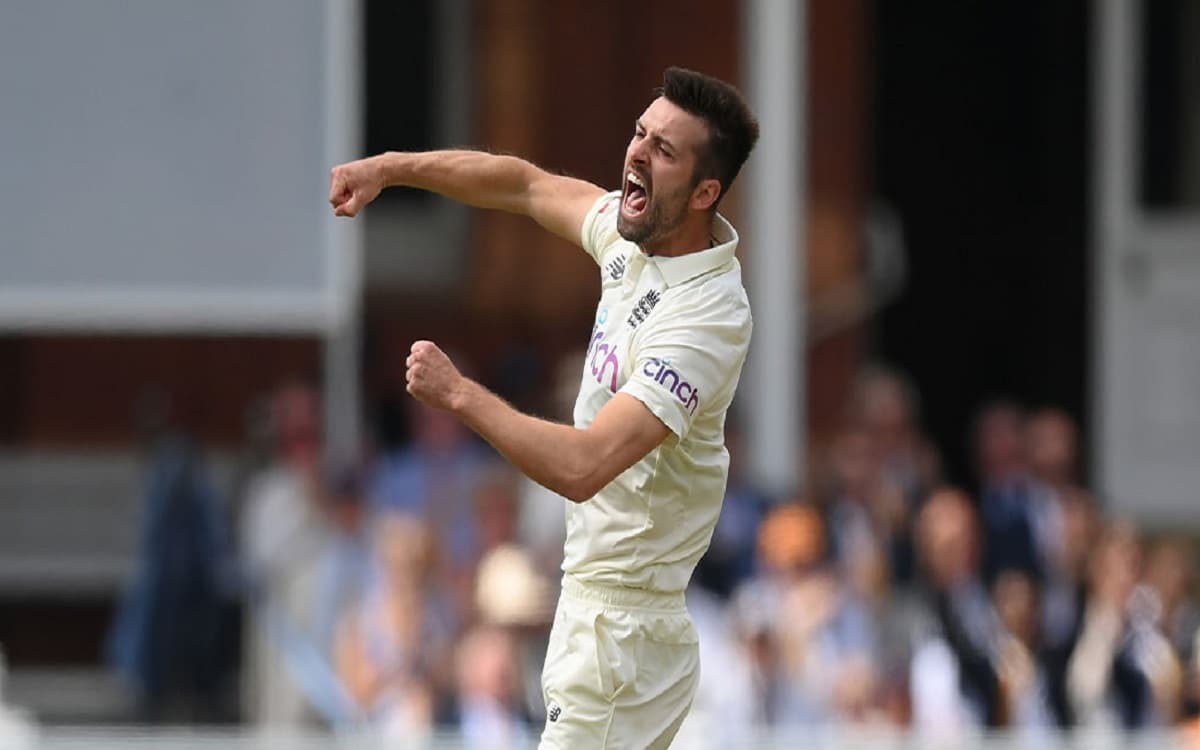 England team will go on the field without Mark Wood In the third test against India