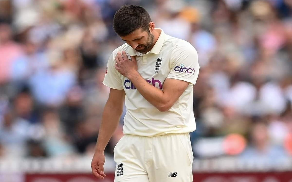 Cricket Image for ENG vs IND: चोटिल वुड को टीम के साथ रिहेबिलिटेशन में रखेगा ECB, इस खिलाड़ी को मिल