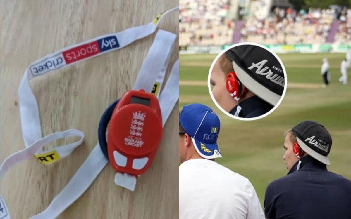 Cricket Image for ENG vs IND : जानिए, लाइव मैच में फैंस ने क्यों पहने हुए थे 'Earpierce' ?