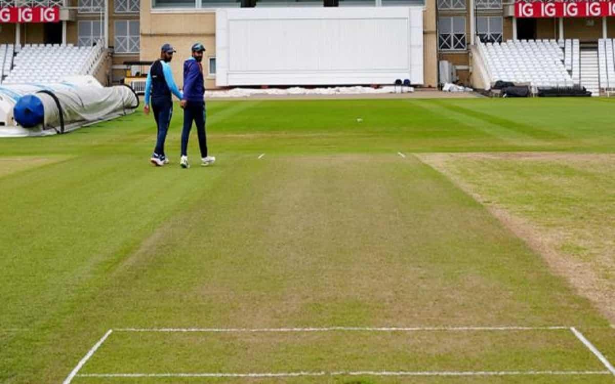 Cricket Image for ENG vs IND: भारत-इंग्लैंड के बीच मुकाबले में पिच हो सकती है अहम 'फैक्टर', सवाल पर