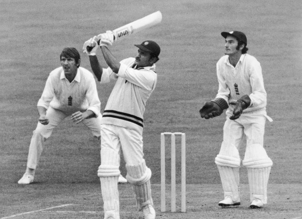 Cricket Image for In The Summer Of 1971, Wadekar's India Made History In England