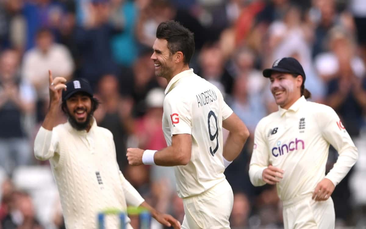 Cricket Image for ENG vs IND: एंडरसन के कारण भारत की खराब शुरूआत, लंच तक चार विकेट खोकर बनाए 56 रन