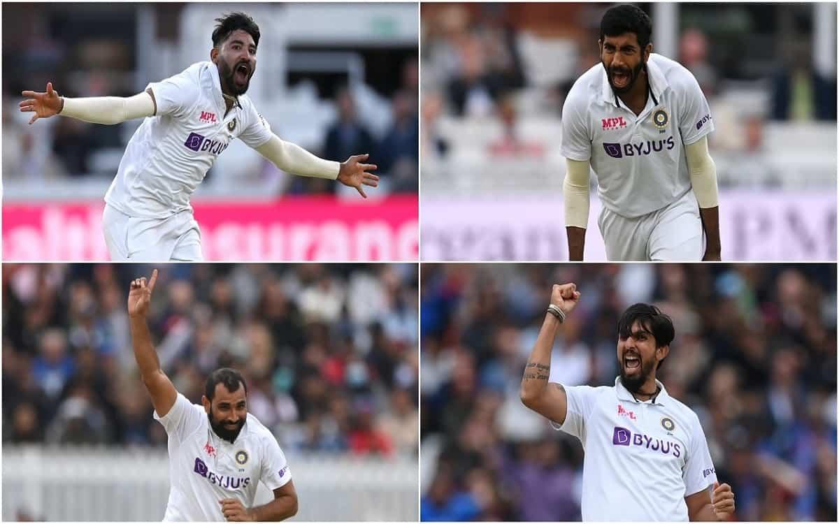Cricket Image for तेज गेंदबाजों के लिए NCA के पास खास प्रोग्राम, पारस म्हाम्ब्रे ने बताया कामयाबी का
