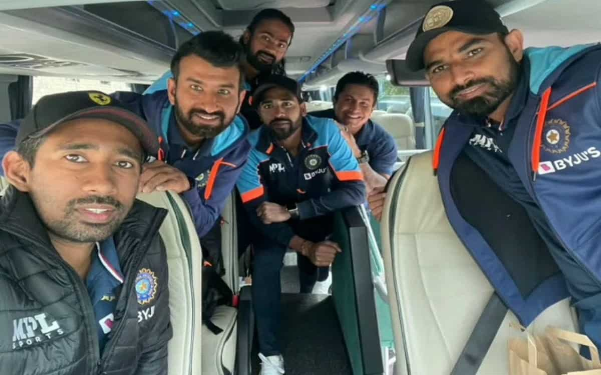 Indian team leaves for second Test match against England to london