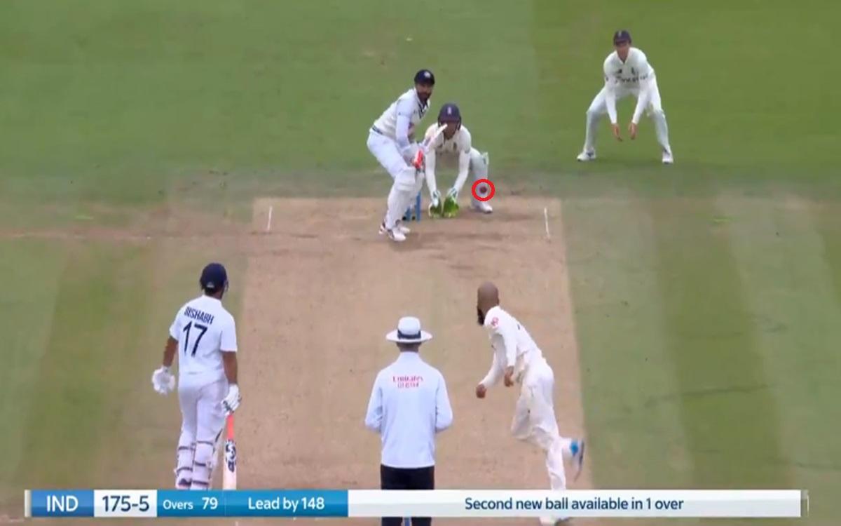 Cricket Image for Moeen Ali Clean Bowled Ravindra Jadeja Watch Video