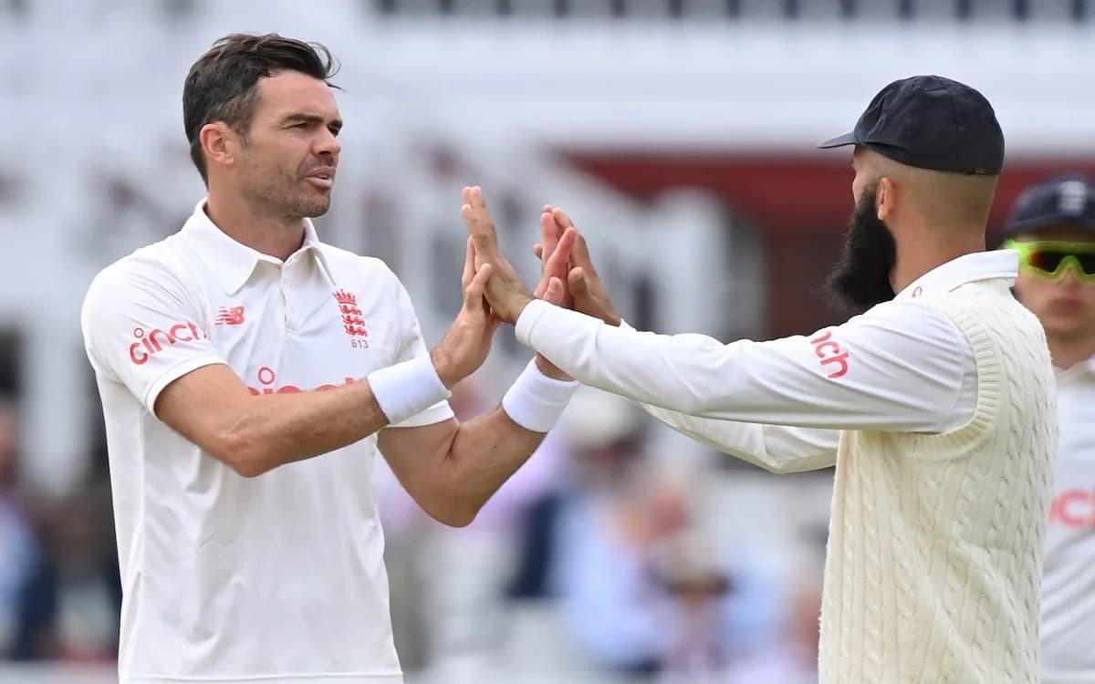 Cricket Image for ENG vs IND: इंग्लैंड के खिलाफ भारत की पहली पारी 364 रनों पर सिमटी, एंडरसन ने चटकाए